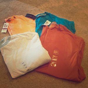 Lot of Brand New Men's Plain T Shirts